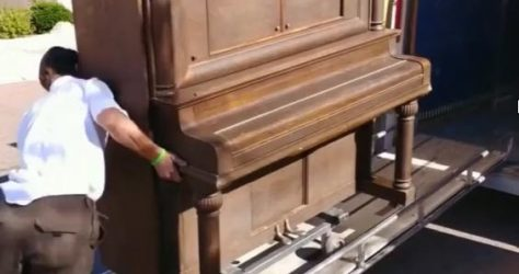 piano moving made easy with video of how to move an upright